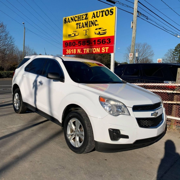Chevrolet EQUINOX 2010 price $5,900
