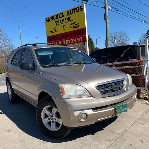KIA SORENTO 2004 price $4,900