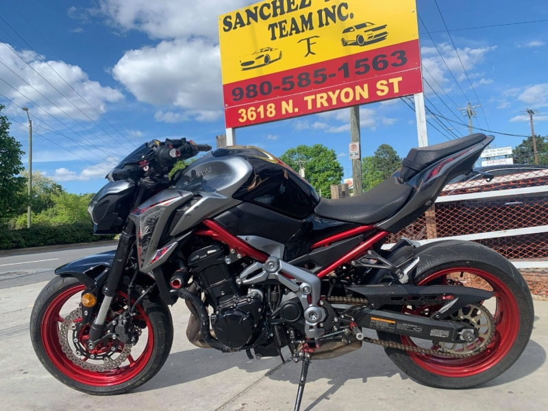 KAWK ZR900 2019 price Call for Pricing.