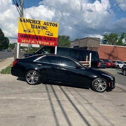 Cadillac CTS 2014 price $18,900