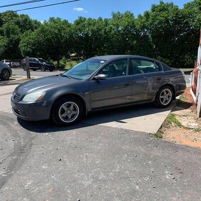 Nissan ALTIMA 2006 price $4,900