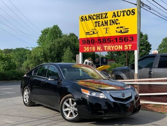 Acura TL 2012 price $6,900