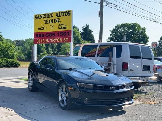 Chevrolet CAMARO 2014 price $25,900