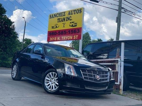 Cadillac CTS 2010 price $8,900