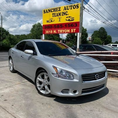 Nissan MAXIMA 2012 price $8,900