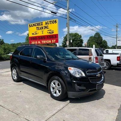 Chevrolet EQUINOX 2011 price 5900