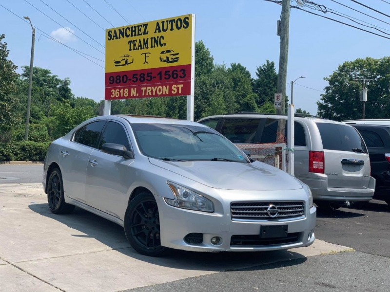 NISSAN MAXIMA 2010 price Call for Pricing.