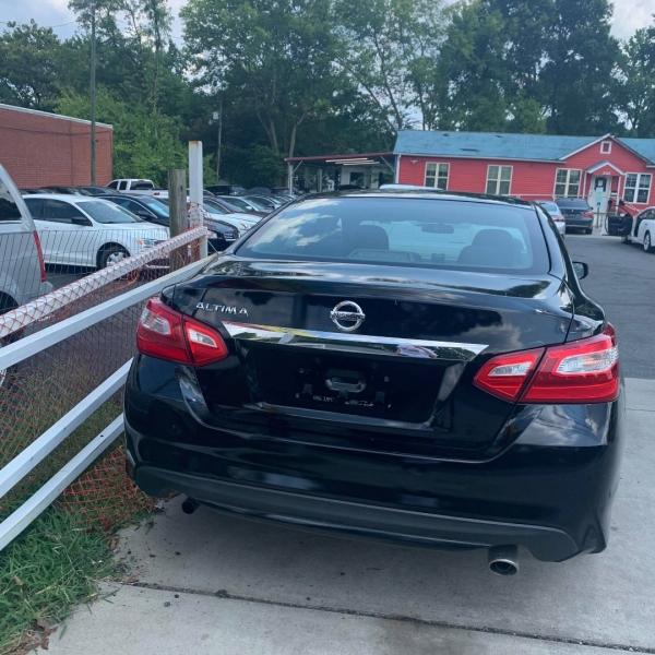 Nissan ALTIMA 2017 price $13,900