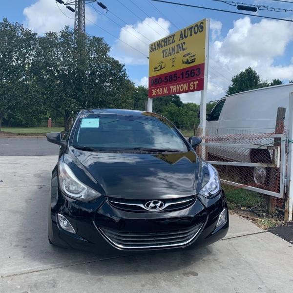 Hyundai ELANTRA 2015 price $7,900