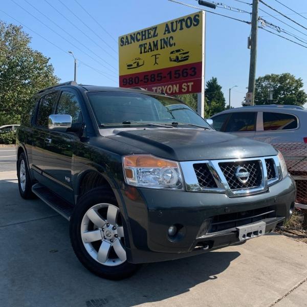 Nissan ARMADA 2008 price $12,900