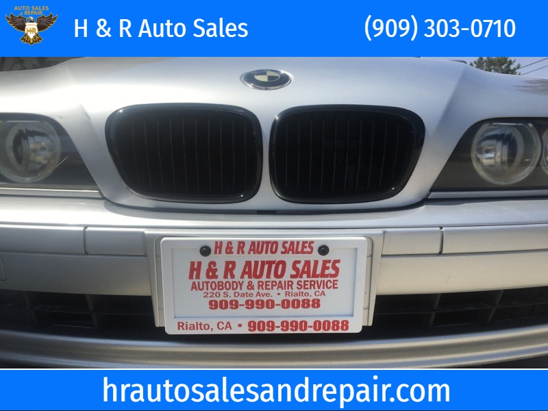 BMW 5-Series 2002 price $5,900
