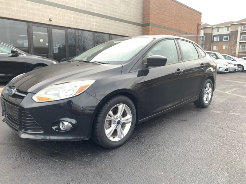 Ford FOCUS 2012 price $3,800
