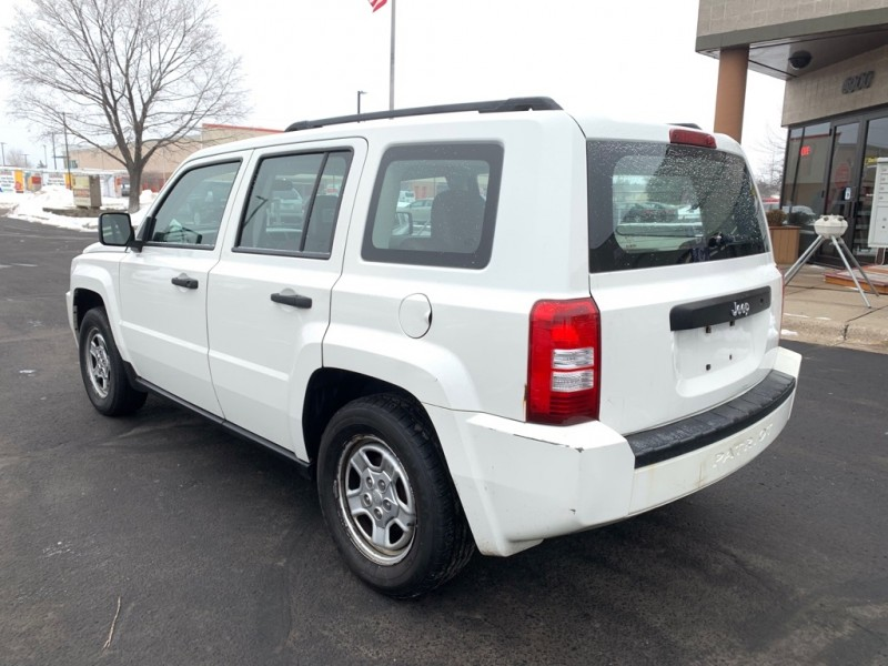 Jeep PATRIOT 2008 price $3,200