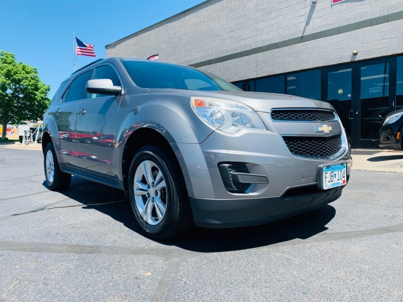 Chevrolet EQUINOX 2012 price