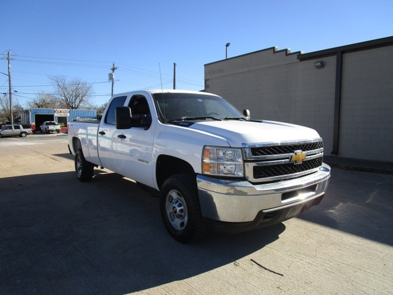 Chevrolet Silverado 2500HD 2012 price $22,900