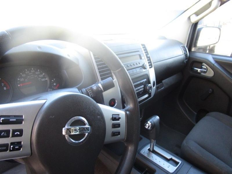 Nissan Frontier 2015 price $9,450