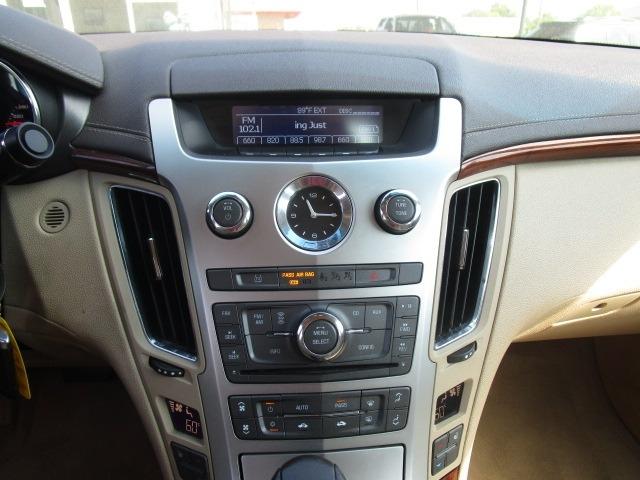 Cadillac CTS Sedan 2010 price $9,900
