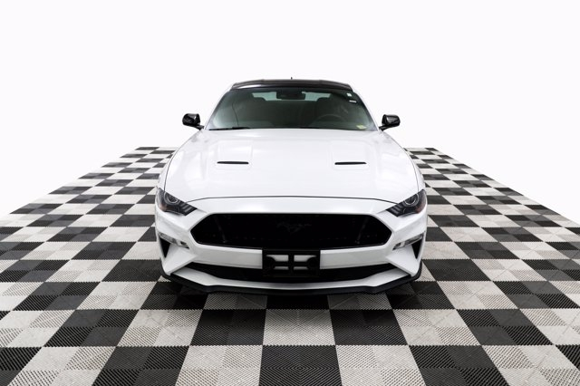 Ford Mustang 2021 price $49,125