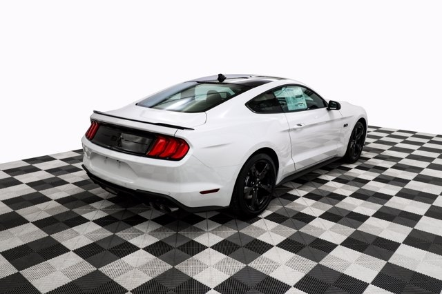 Ford Mustang 2021 price $52,525