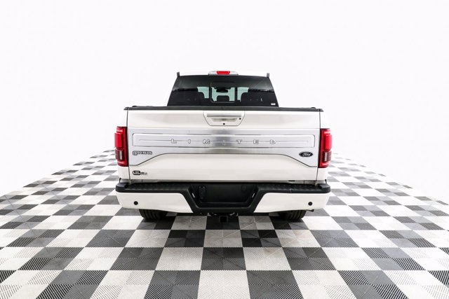 Ford F-150 2017 price $63,800