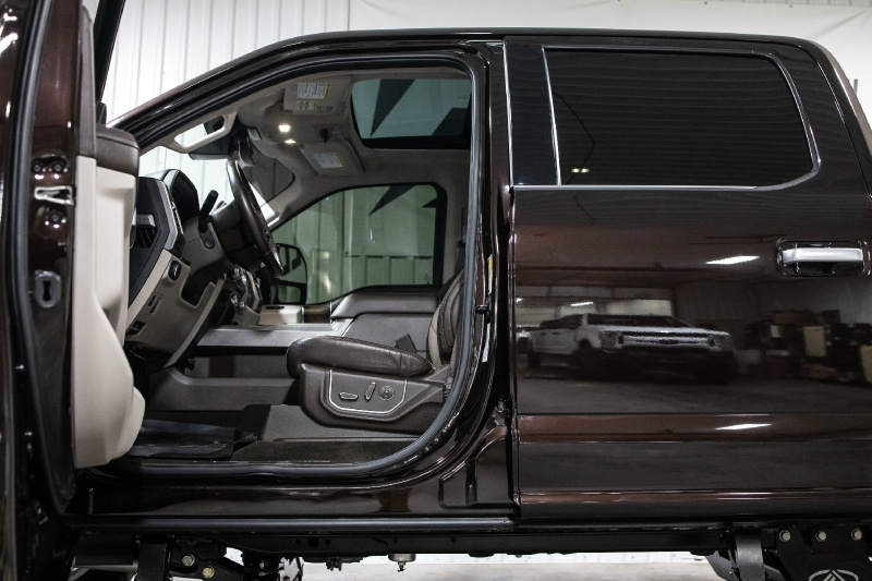 Ford Super Duty F-450 DRW 2018 price $110,000