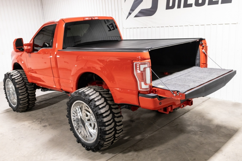 Ford Super Duty F-350 SRW 2019 price $95,000