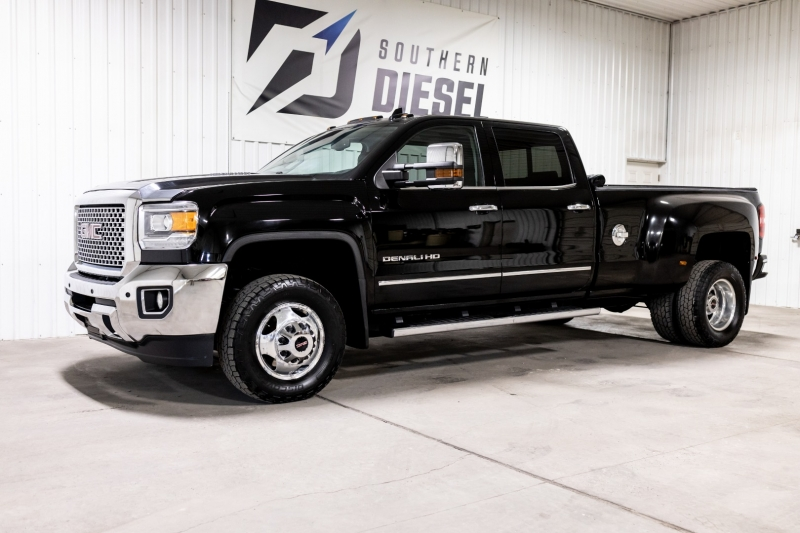 GMC Sierra 3500HD 2015 price $46,995