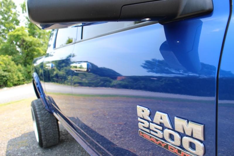 RAM 2500 2016 price $63,995
