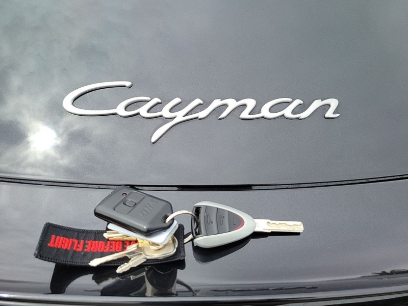 Porsche Cayman 2008 price $25,900