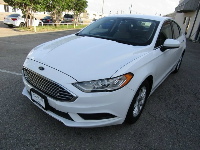 Ford Fusion 1 Owner Push Start 2017 price $10,995 Cash