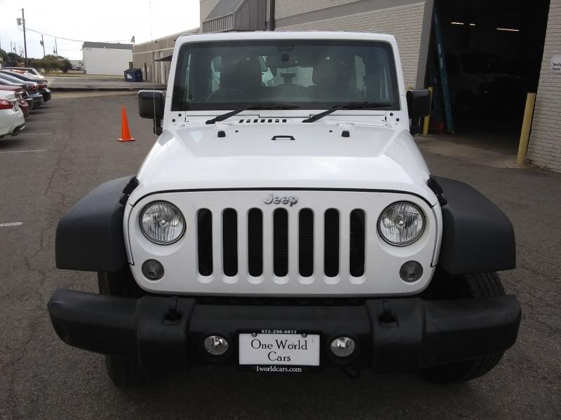 Jeep Wrangler RHD 2015 price $29,995 Cash