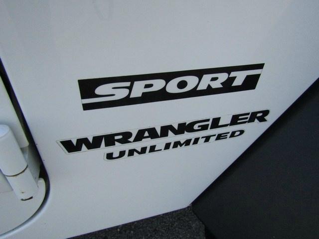 Jeep Wrangler 4WD Sport RHD 2015 price $32,995 Cash