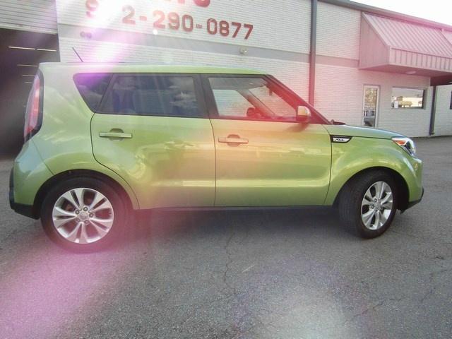 Kia Soul + Auto 2015 price $7,495 Cash