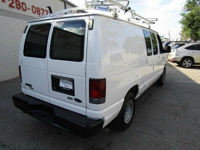 Ford Econoline Cargo Van 1 Owner 2013 price $10,995 Cash