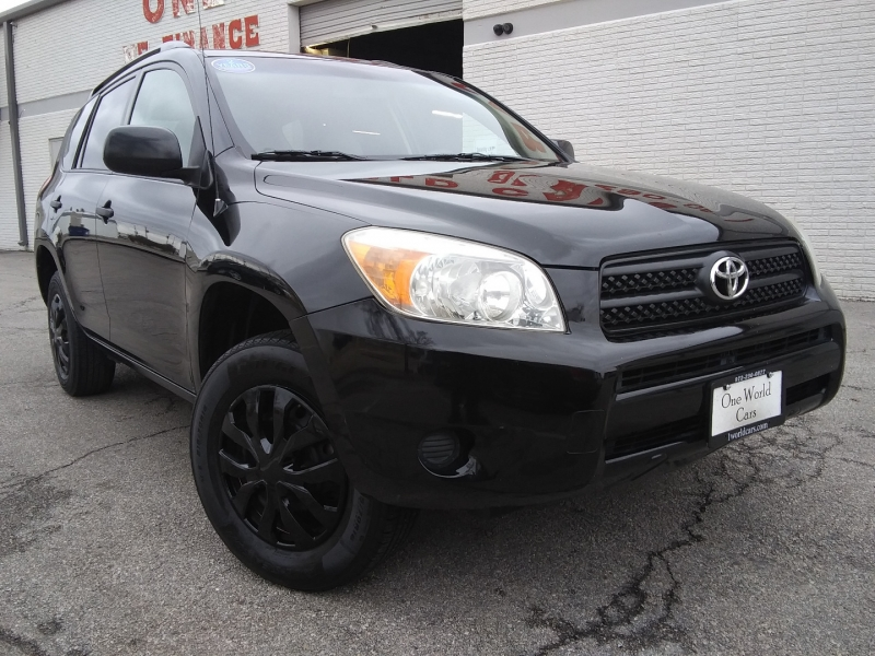 Toyota RAV4 2008 price $5,995 Cash