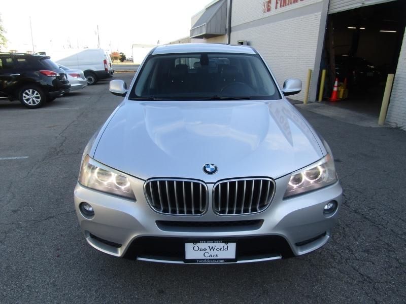 BMW X3 AWD 3.0L NAV 2011 price $9,995 Cash