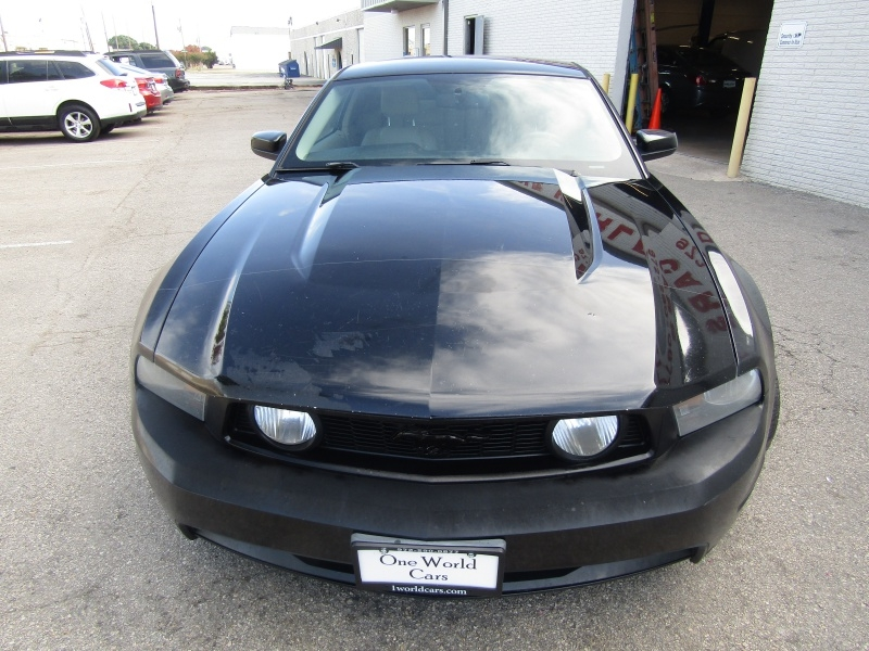 Ford Mustang Cpe GT Automatic 2010 price $9,495 Cash