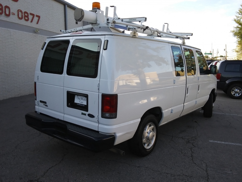 Ford Econoline One Owner 2013 price $13,995 Cash