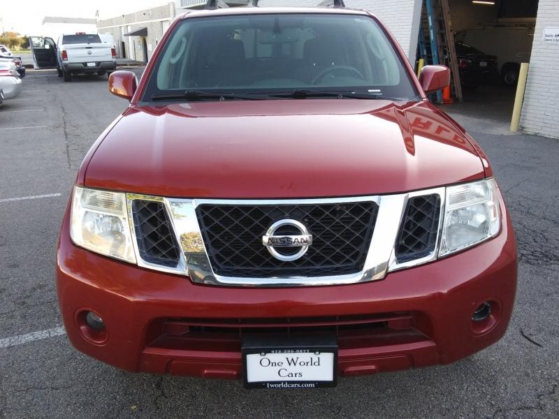 Nissan Pathfinder SV 1 Owner 3RD Seat 2012 price $8,995 Cash