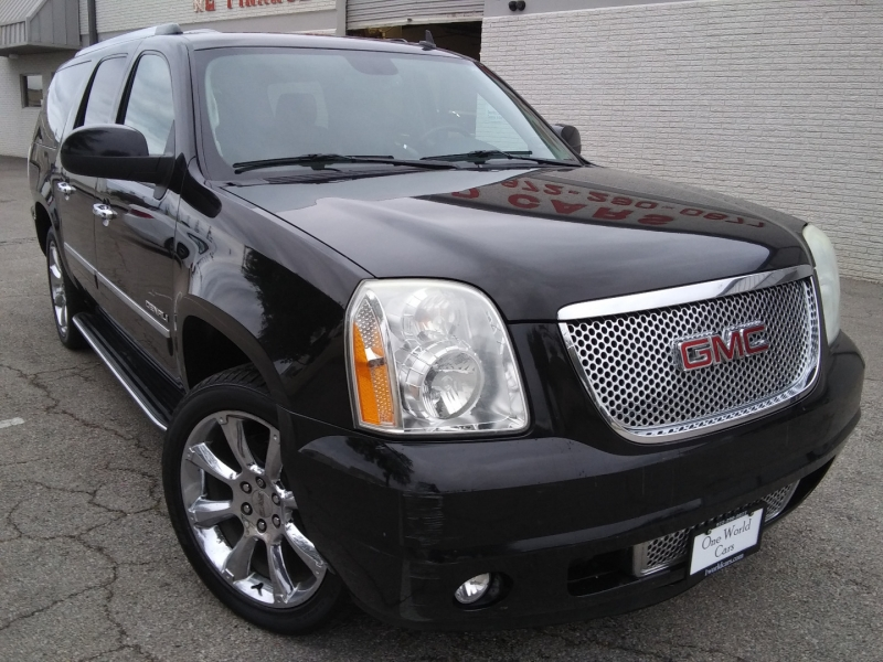 GMC Yukon XL Denali 1 Owner 2011 price $13,995 Cash