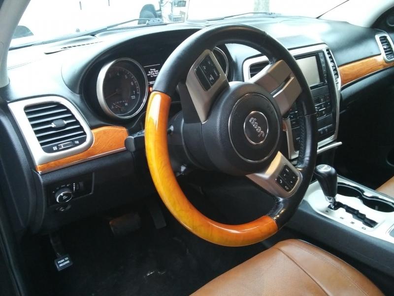 Jeep G.Cherokee NAV 4WD Pan Roof 2012 price $15,995 Cash
