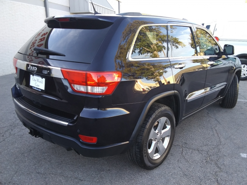 Jeep G.Cherokee Lim 4WD 1 Owner 2011 price $10,995 Cash
