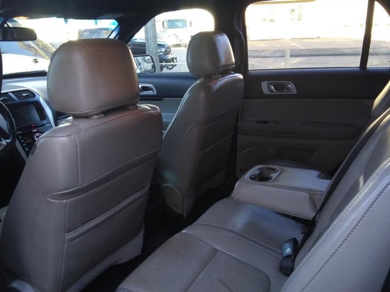 Ford Explorer Lim Nav Pana Roof 2014 price $10,995 Cash