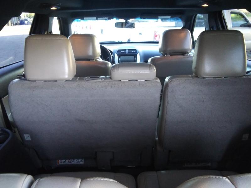 Ford Explorer Lim Nav Pana Roof 2014 price $9,995 Cash
