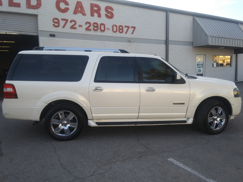 Ford Expedition EL LIM DVD 2008 price $7,995 Cash