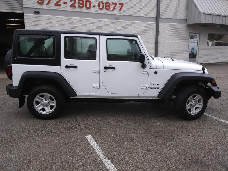 Jeep Wrangler RHD 1 Owner 2016 price $31,995 Cash