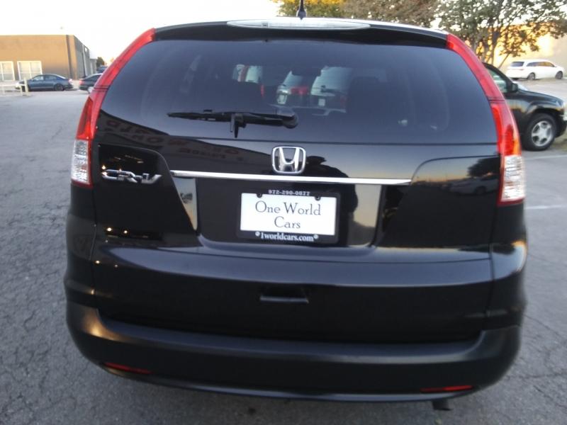 Honda CR-V EX Moon Roof 2012 price $9,995 Cash