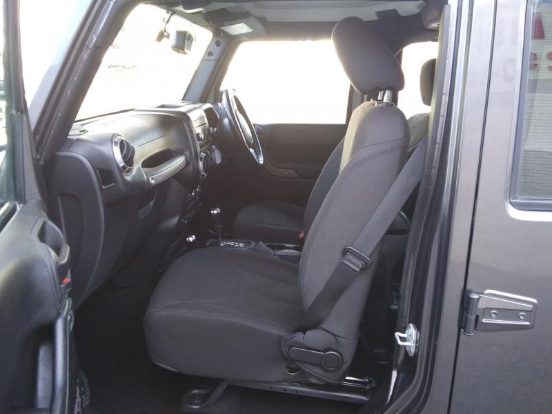 Jeep Wrangler RHD Sport 1 Owner 2017 price $34,995 Cash
