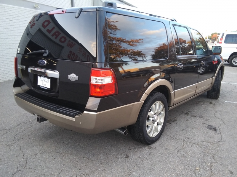 Ford Expedition EL King Ranch 2013 price $13,995 Cash
