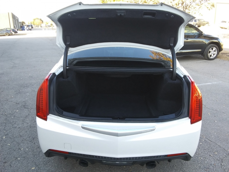 Cadillac ATS 2.0L 1 Owner 2017 price $15,995 Cash